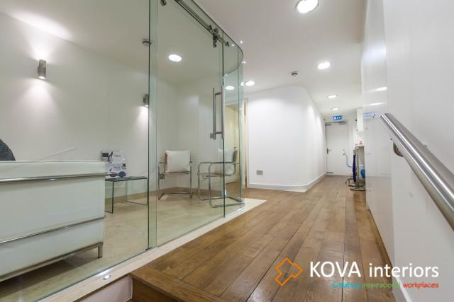 Kova interiors Très Health & Well-being Group