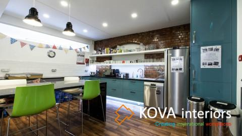 Prospectus office refurbishment kova