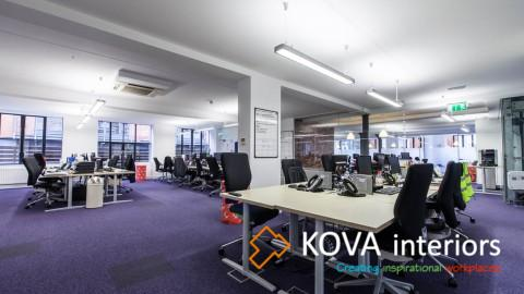 Kova, Prospectus office refurbishment