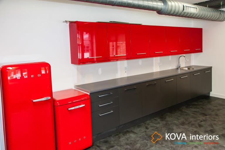 Eames Consulting Group, kova interiors