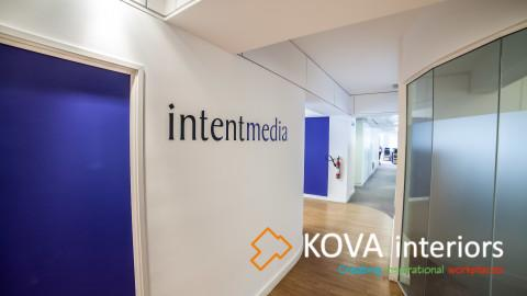 Intent Media interiors by kova