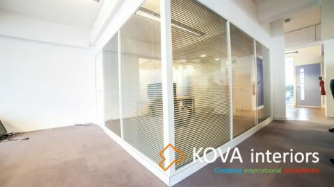 kova partitions, Intent Media