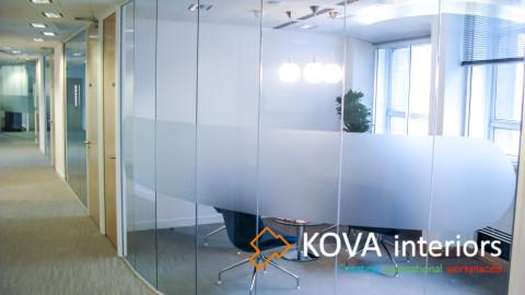 Office interiors by kova