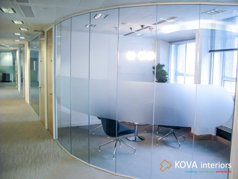 Office interiors by kova