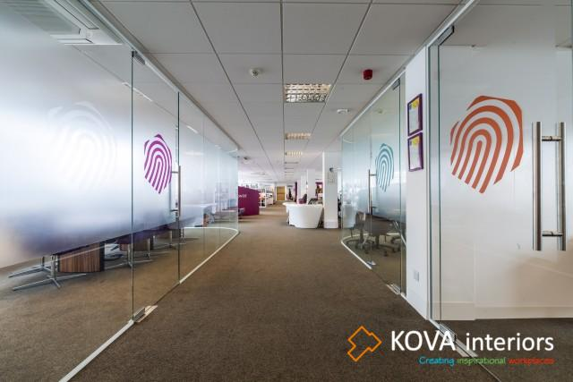 glass Film for Office