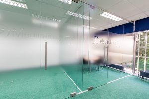 kova Glass partitions