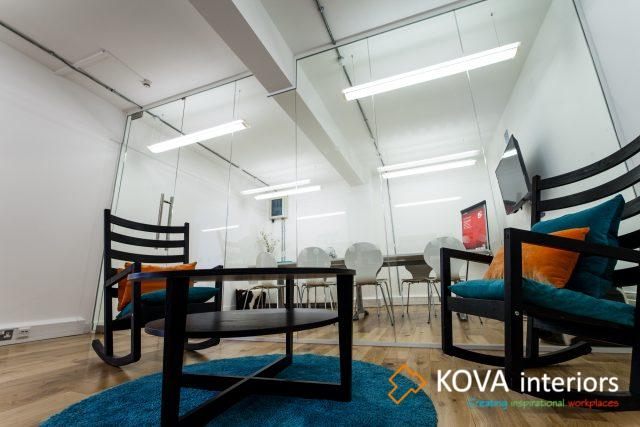 efficiently organize interior spaces