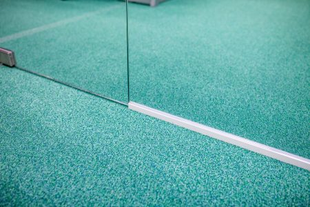 How To Install Glass Partitions2