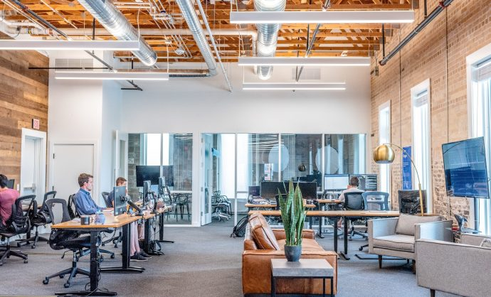 What's the Best way to Zone an Office London