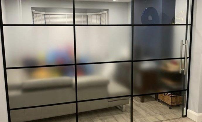 Sliding Glass door type 2